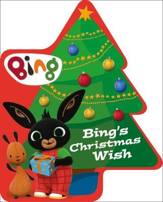 Bing's Christmas Wish by Ted Dewan