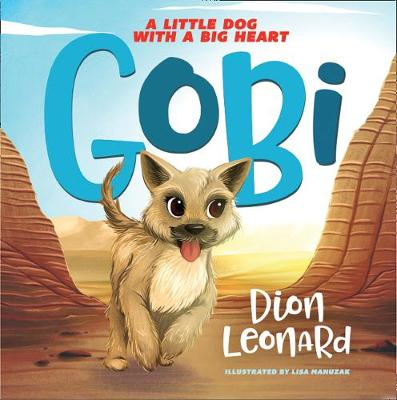 Cover for Gobi by Dion Leonard