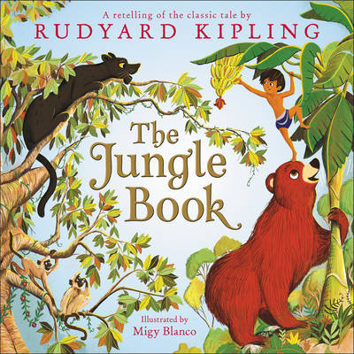 The Jungle Book by Rudyard Kipling, Laura Driscoll