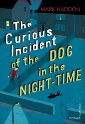 Cover for The Curious Incident of the Dog in the Night-time by Mark Haddon