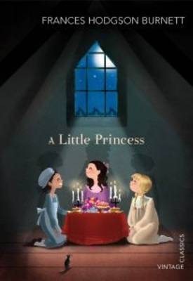 Cover for A Little Princess by Frances Hodgson Burnett