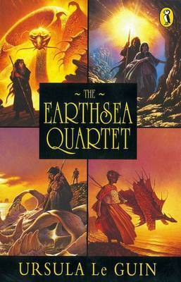 Cover for The Earthsea Quartet by Ursula K Le Guin