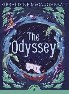 The Odyssey by Homer, Geraldine McCaughrean