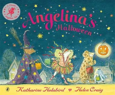 Angelina's Halloween by Katherine Holabird