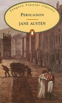 Cover for Persuasion by Jane Austen