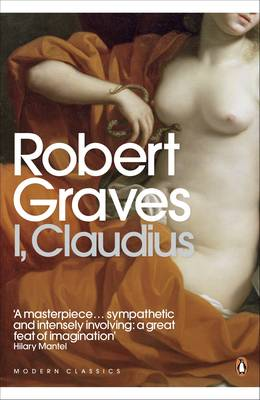 I, Claudius by Robert Graves, Barry Unsworth
