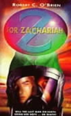 Cover for Z for Zachariah by Robert C. O'Brien
