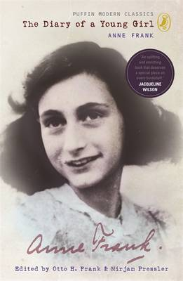 Cover for Anne Frank: The Diary of a Young Girl. by Anne Frank