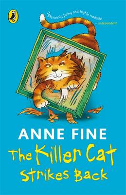 Killer Cat Strikes Back by Anne Fine