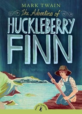The Adventures Of Huckleberry Finn (with an Introduction by Darren Shan) by Mark Twain