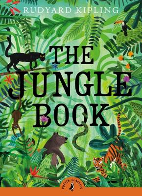 The Jungle Book (with an Introduction by Christopher Paolini) by Rudyard Kipling