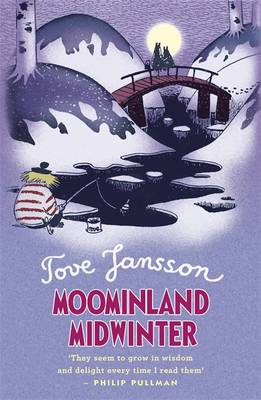 Cover for Moominland Midwinter by Tove Jansson