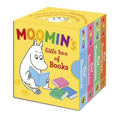 Moomin's Little Box of Books by