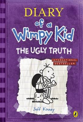 Diary of a Wimpy Kid 5: The Ugly Truth by Jeff Kinney