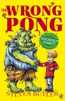 Cover for The Wrong Pong by Steven Butler