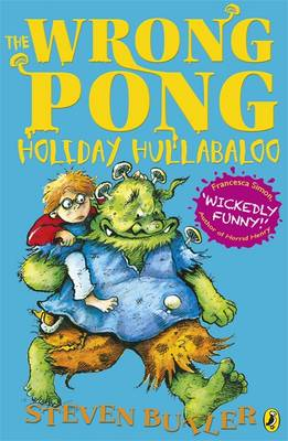 Cover for The Wrong Pong : Holiday Hullabaloo by Steven Butler