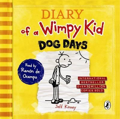 Dog Days by Jeff Kinney