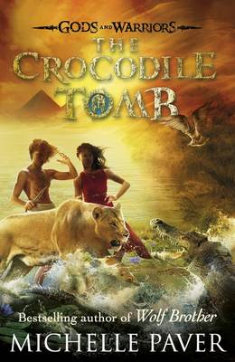 Cover for The Crocodile Tomb by Michelle Paver