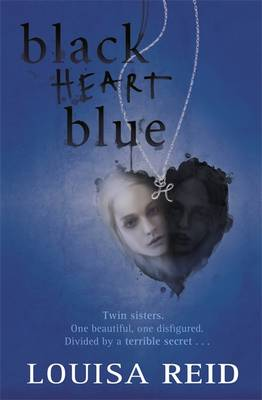 Cover for Black Heart Blue by Louisa Reid