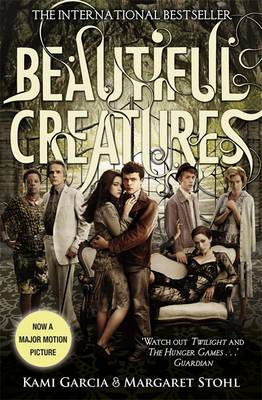 Cover for Beautiful Creatures by Kami Garcia, Margaret Stohl