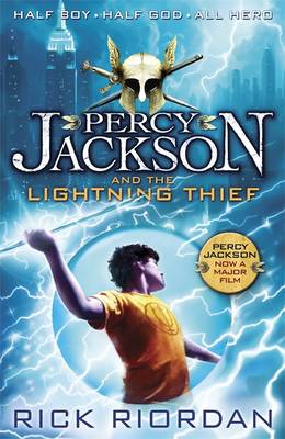 Percy Jackson and the Lightning Thief by Rick Riordan