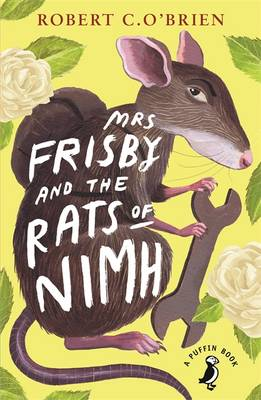 Cover for Mrs Frisby and the Rats of NIMH by Robert C. O'Brien