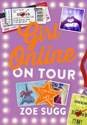 Girl Online: On Tour by Zoe Sugg