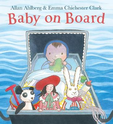 Cover for Baby on Board by Allan Ahlberg