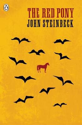 Cover for The Red Pony by John Steinbeck