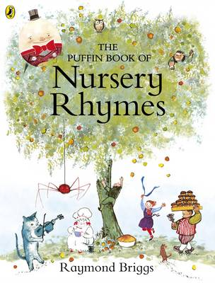 Cover for The Puffin Book of Nursery Rhymes by