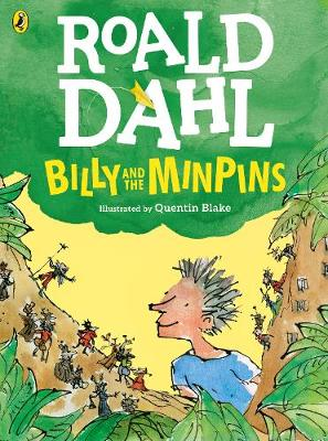 Cover for Billy and the Minpins by Roald Dahl