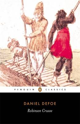 Cover for Robinson Crusoe by Daniel Defoe