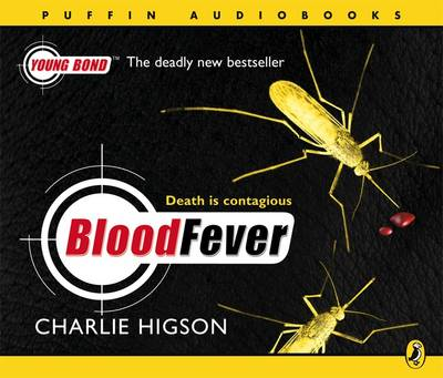 Young Bond : Blood Fever CD by Charlie Higson