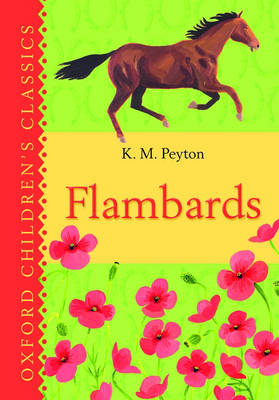 Flambards by K M Peyton