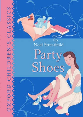 Cover for Party Shoes by Noel Streatfeild