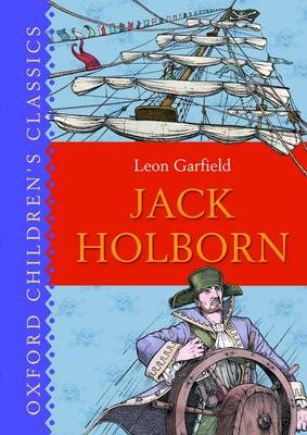 Cover for Jack Holborn by Leon Garfield
