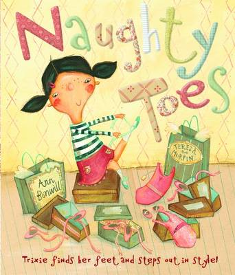 Naughty Toes by Ann Bonwill