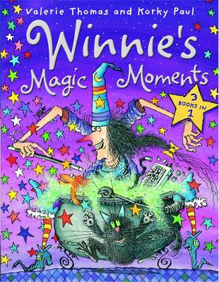 Winnie's Magic Moments (3 in 1 volume) by Valerie Thomas