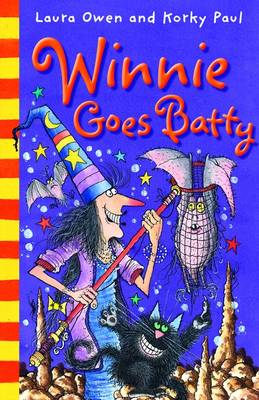 Winnie Goes Batty by Laura Owen