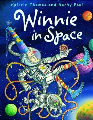 Winnie in Space by Valerie Thomas