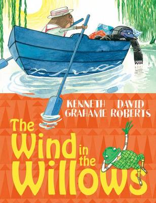 Cover for The Wind in the Willows Small Gift Edition by Kenneth Grahame
