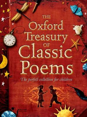 The Oxford Treasury of Classic Poems by Michael Harrison, Christopher Stuart-clark