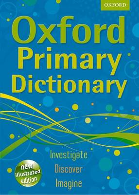 Cover for Oxford Primary Dictionary by Andrew Delahunty