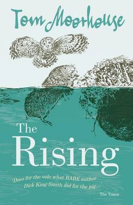 Cover for The Rising by Tom Moorhouse