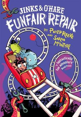 Cover for Jinks and O'Hare Funfair Repair by Philip Reeve