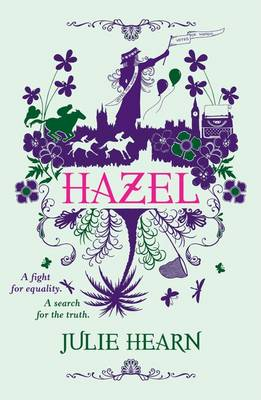 Cover for Hazel by Julie Hearn