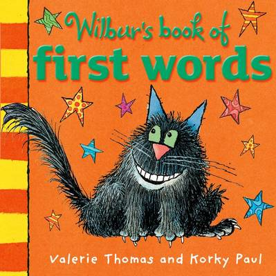Wilbur's Book of First Words by Valerie Thomas