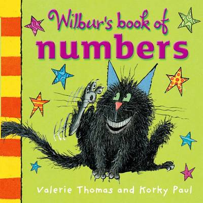 Wilbur's Book of Numbers by Valerie Thomas