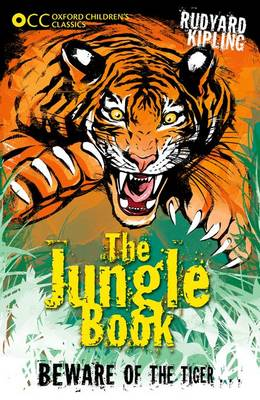The Jungle Book by Rudyard Kipling