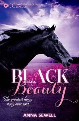 Cover for Black Beauty by Anna Sewell